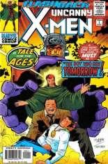 Uncanny X-Men (1963-2011) #-1 Variant B: Direct Edition