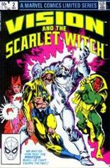 Vision and the Scarlet Witch (1982-1983) #2 Variant B: Direct Edition