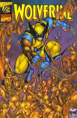 Wolverine (1988-2003) #.5 Variant A: Wizard Exclusive Mailaway Offer