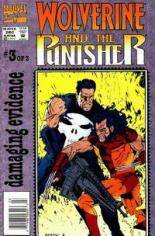 Wolverine and the Punisher: Damaging Evidence (1993) #3 Variant A: Newsstand Edition