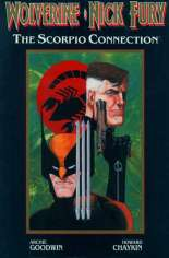 Wolverine/Nick Fury: The Scorpio Connection (1989) #HC