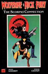 Wolverine/Nick Fury: The Scorpio Connection (1989) #GN