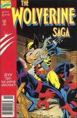 Wolverine Saga (1989) #2
