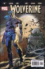 Wolverine: The End (2004) #1 Variant A