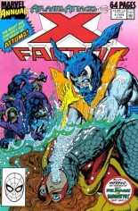 X-Factor (1986-1998) #Annual 4 Variant B: Direct Edition