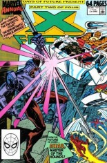 X-Factor (1986-1998) #Annual 5 Variant B: Direct Edition