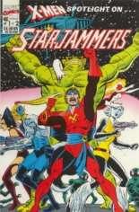 X-Men Spotlight on...Starjammers (1990) #1