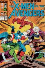 X-Men vs. the Avengers (1987) #1 Variant B: Direct Edition