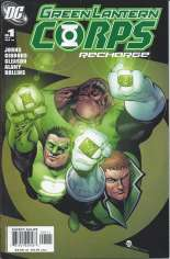 Green Lantern Corps: Recharge #1 Variant A