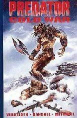 Predator: Cold War #TP Variant A