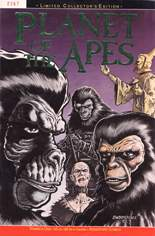 Planet of the Apes (1990-1992) #1 Variant B: Limited Edition