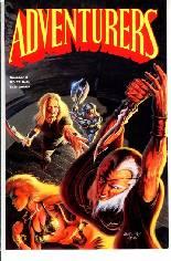 Adventurers (1986-1987) #9