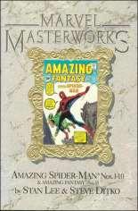 Marvel Masterworks (1987-2002) #HC Vol 1 Variant D: 4th Printing