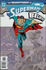 Adventures of Superman (1987-2006) #623