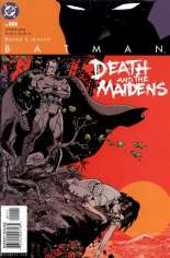 Batman: Death and the Maidens (2003-2004) #1