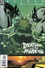 Batman: Death and the Maidens (2003-2004) #2