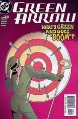 Green Arrow (2001-2007) #35