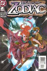 Reign Of The Zodiac #2