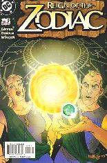 Reign Of The Zodiac #3