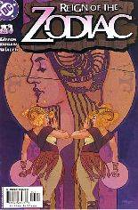 Reign Of The Zodiac #5