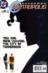 Superman: Metropolis #12