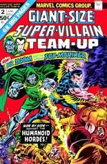 Giant-Size Super-Villain Team-Up (1975) #2