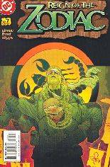Reign Of The Zodiac #7