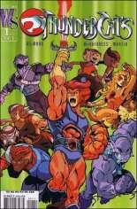 Thundercats (2002-2003) #1 Variant B