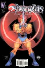 Thundercats (2002-2003) #2 Variant A