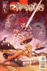Thundercats (2002-2003) #4 Variant A