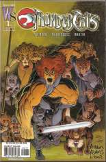 Thundercats (2002-2003) #1 Variant D: DF Remarked Edition; Signed by Art Adams; Limited to 299 Copies w/ COA