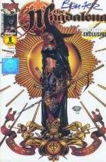 Magdalena (2000-2001) #1 Variant H: Fandom Exclusive w/ Wizard Hologram; Signed by Joe Benitez