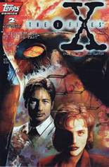 X-Files (1995-1998) #2 Variant A