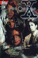 X-Files (1995-1998) #3 Variant A