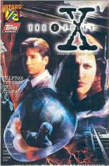 X-Files (1995-1998) #.5: Wizard 1/2 Edition with COA; Photo Cover