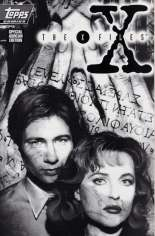 X-Files (1995-1998) #1 Variant D: Ashcan Edition; Insert to Star Wars Galaxy Magazine #2
