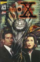 X-Files (1995-1998) #1 Variant C: Wizard Ace Edition