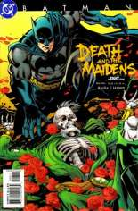Batman: Death and the Maidens (2003-2004) #8
