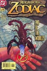 Reign Of The Zodiac #8