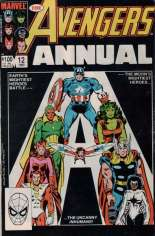 Avengers (1963-1996) #Annual 12 Variant B: Direct Edition