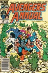 Avengers (1963-1996) #Annual 13 Variant A: Newsstand Edition