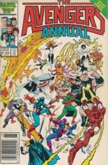 Avengers (1963-1996) #Annual 15 Variant A: Newsstand Edition