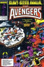Avengers (1963-1996) #Annual 16 Variant B: Direct Edition