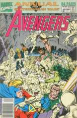 Avengers (1963-1996) #Annual 20 Variant A: Newsstand Edition