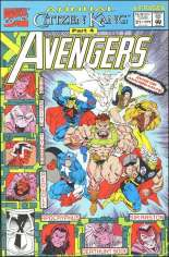 Avengers (1963-1996) #Annual 21 Variant B: Direct Edition