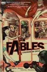 Fables (2002-2015) #TP Vol 1 Variant A
