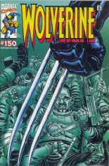 Wolverine (1988-2003) #150 Variant C: DF Exclusive Variant Cover w/ COA; Limited to 7,500 Copies