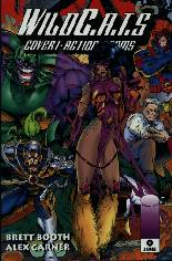 WildC.A.T.S (1992-1998) #0 Variant A: Wraparound Cover; Originally Came Polybagged w/ TP Vol 1