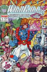 WildC.A.T.S (1992-1998) #1 Variant B: Direct Edition