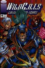 WildC.A.T.S (1992-1998) #4 Variant B: Polybagged w/ Card